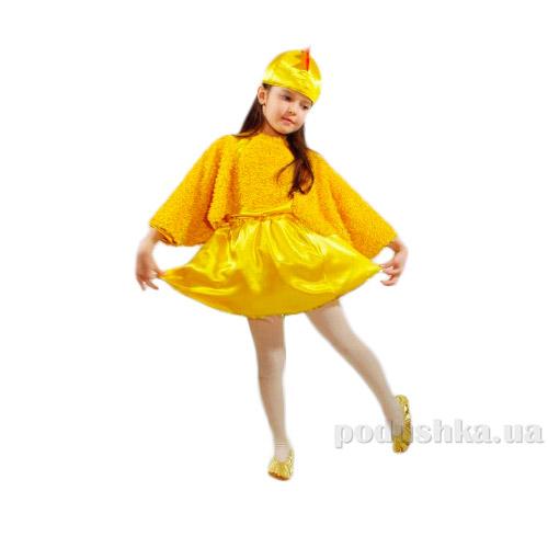 Костюм Цыпленка для девочки Украина карнавальная KD21