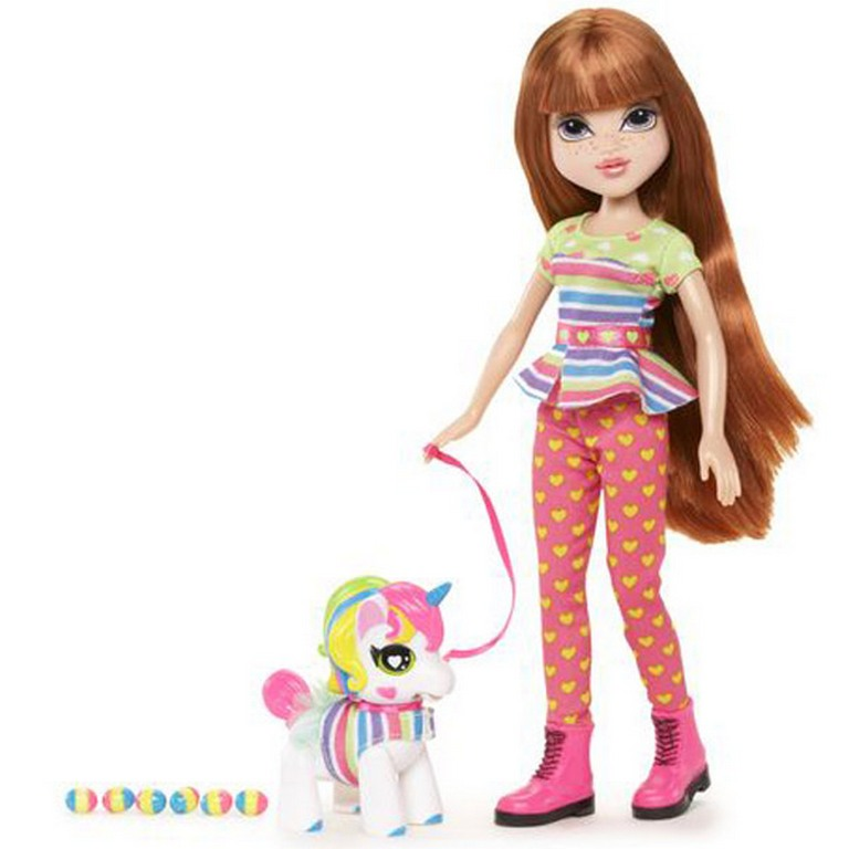 Кукла Келлан Moxie 519751 серии Яркие краски