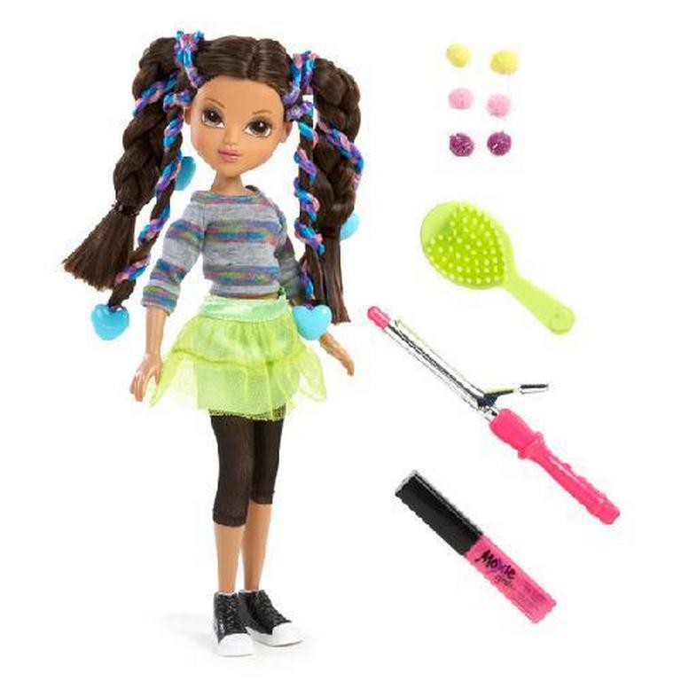 Кукла Софина Moxie 111733 серии Модное плетение