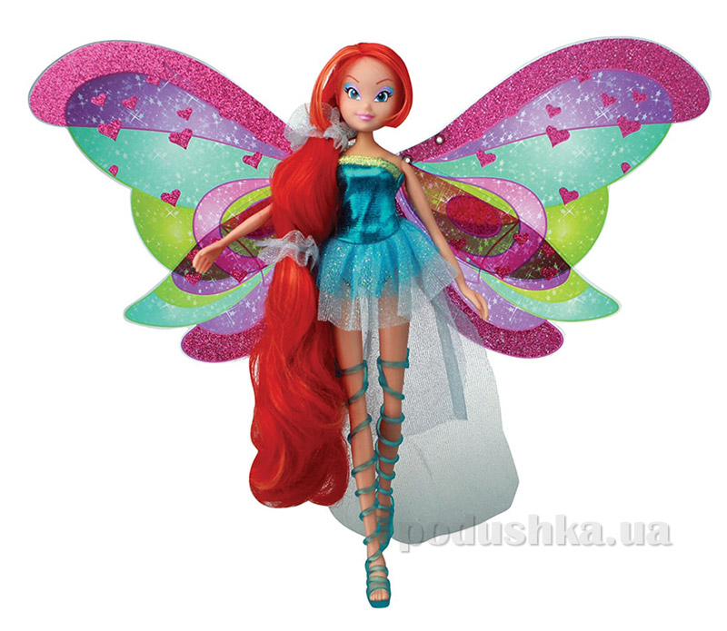Кукла Winx Гармоникс Фея Блум IW01491201