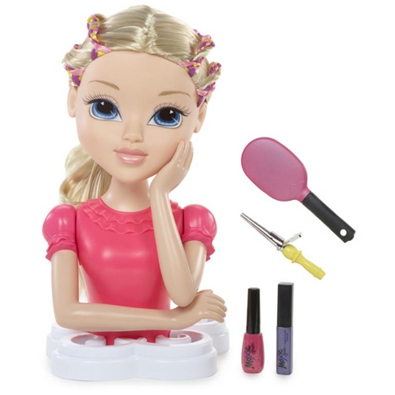 Кукла-манекен Эйвери Moxie 516439 серии Модное плетение