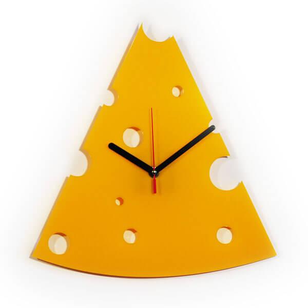 Настенные часы Didiart Кусок сыра 1-0087
