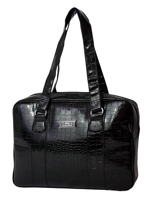Лакированный деловой портфель Derby 0670101