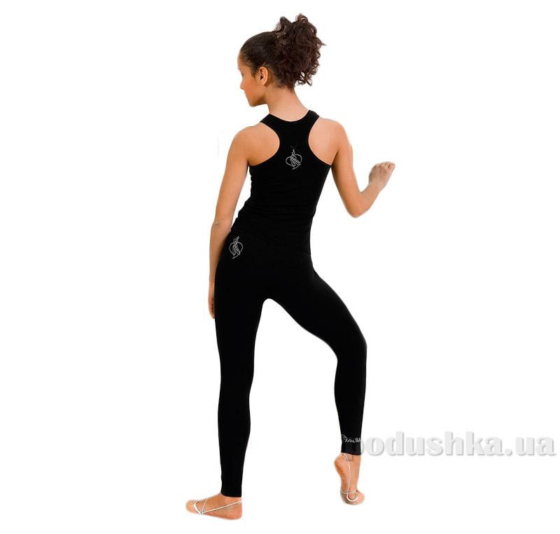 Лосины для девочек Arina Ballerina SGL 201011 черные