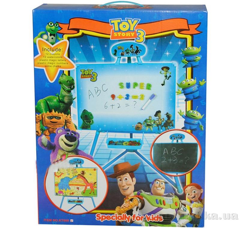 Мольберт Bambi (Metr+) KT 009 История игрушек 52875