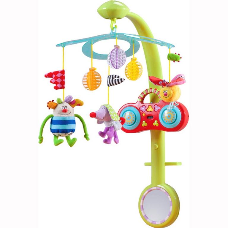 Музыкальный мобиль Taf Toys 11275 Магнитофон Куки