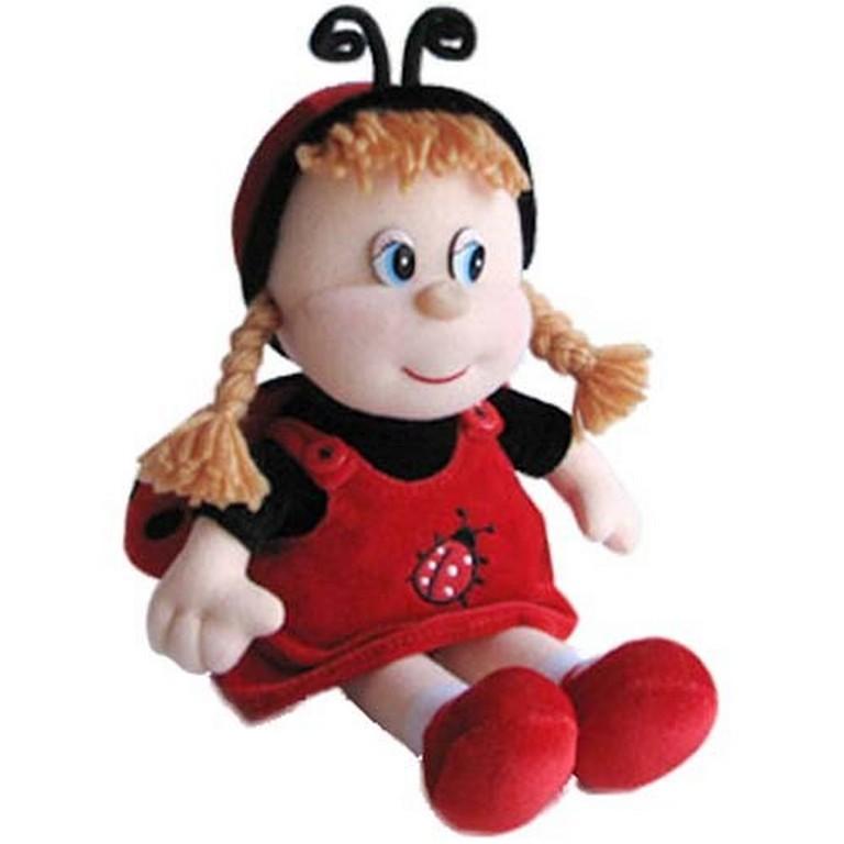 Мягкая игрушка Lava Кукла божья коровка LF934