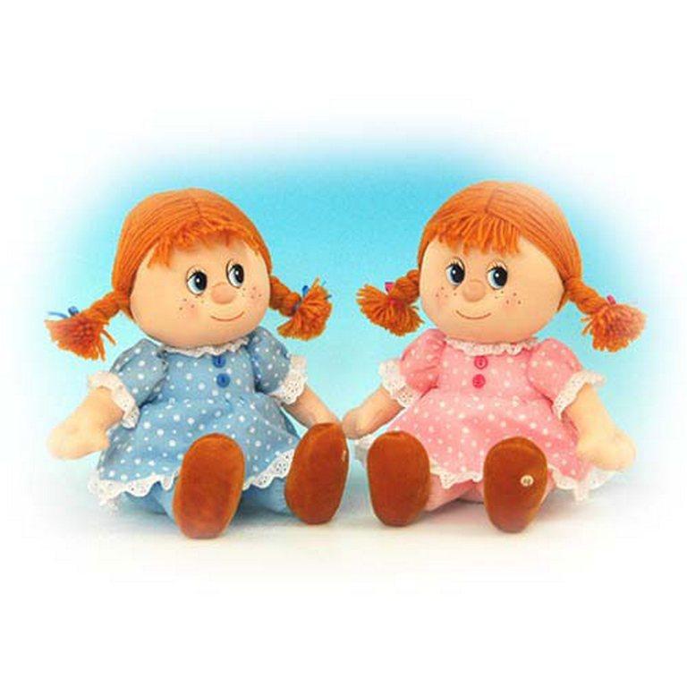 Мягкая игрушка Lava Куколка LA8061A