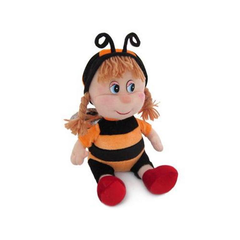 Мягкая игрушка Lava Пчелка в костюмчике LF1078