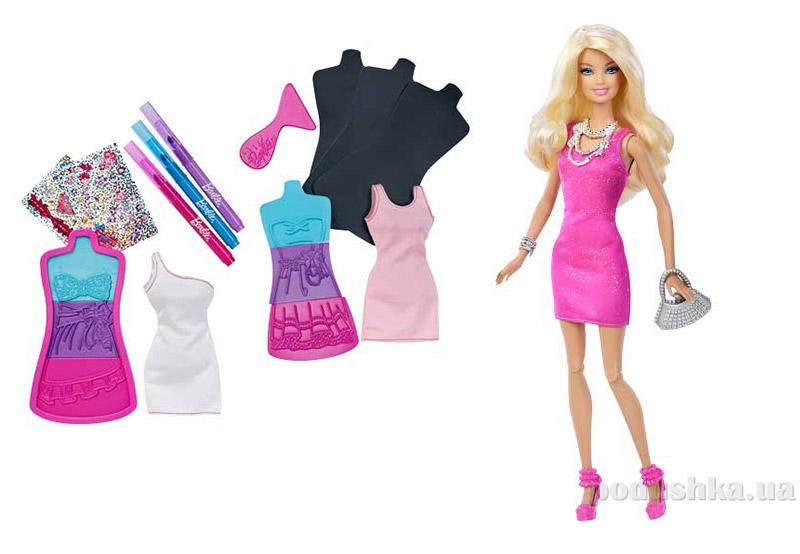 Набор Барби Студия дизайна одежды Barbie Х7892