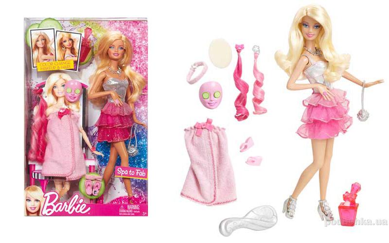 Набор Барби В спа салоне Barbie Х7891