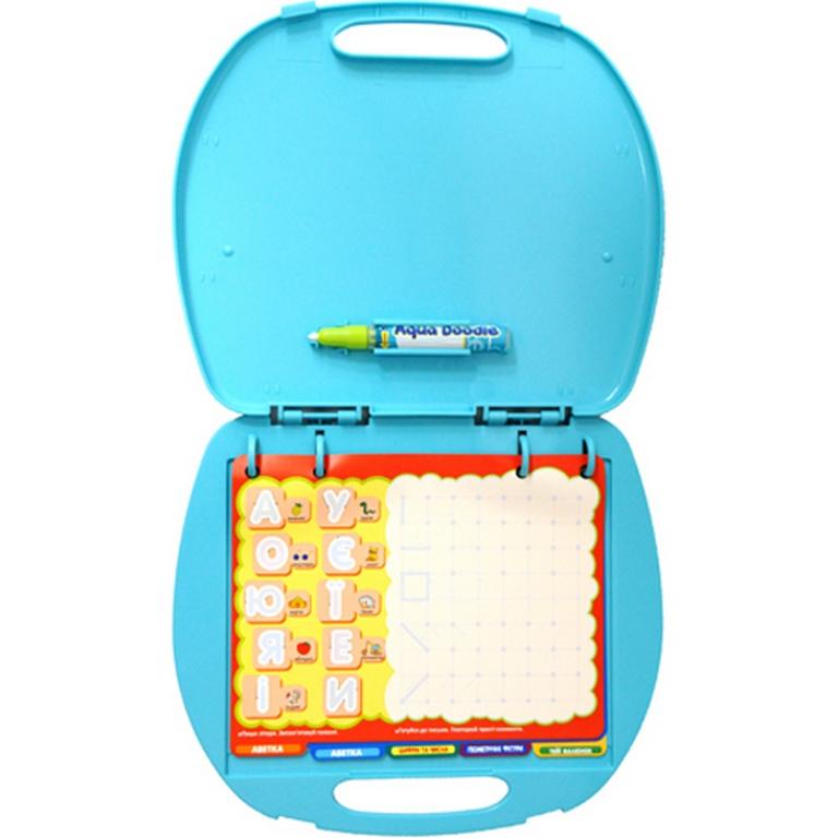 Набор для рисования водой Aqua Doodle AD2001 Волшебный портфель - Учимся писать
