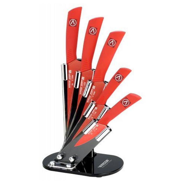 Набор ножей Vitesse VS-1756 (6 предметов)
