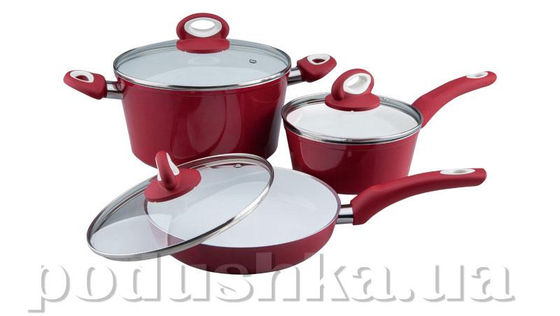 Набор посуды COLORIT Vinzer *EXCLUSIVE 89459