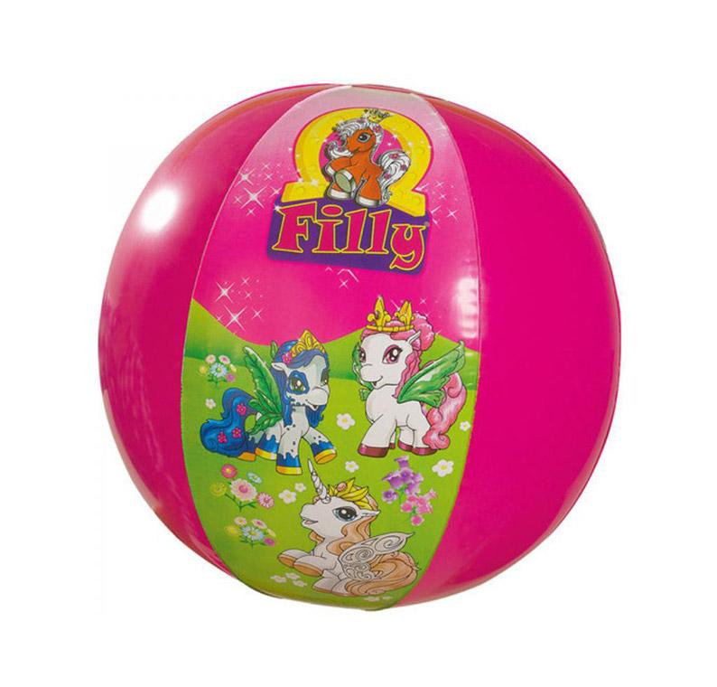 Надувной мяч Filly Simba 7074265