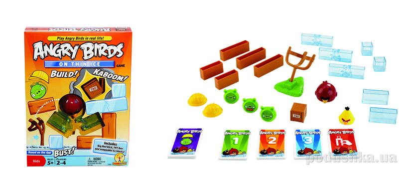 Настольная игра Angry Birds На тонком льду X3029