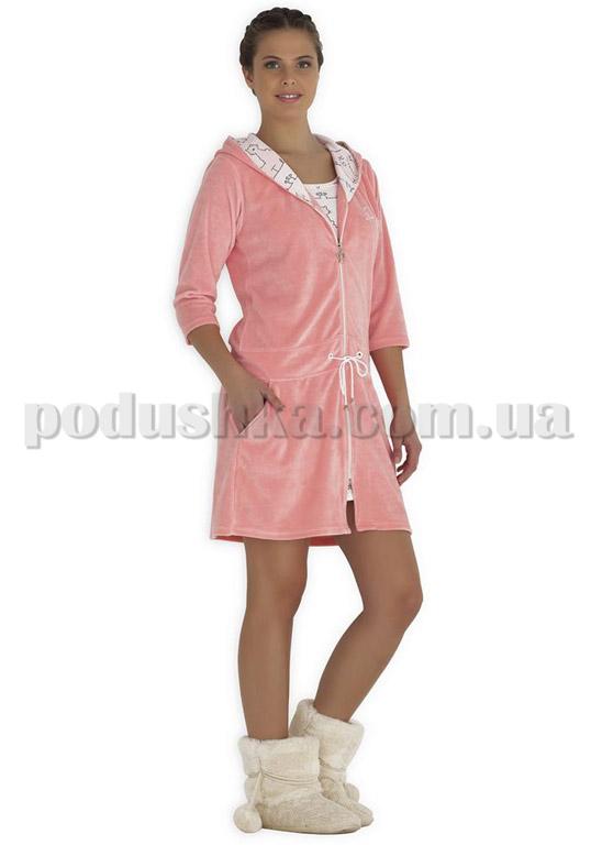 Ночная рубашка с халатом Hays 3069
