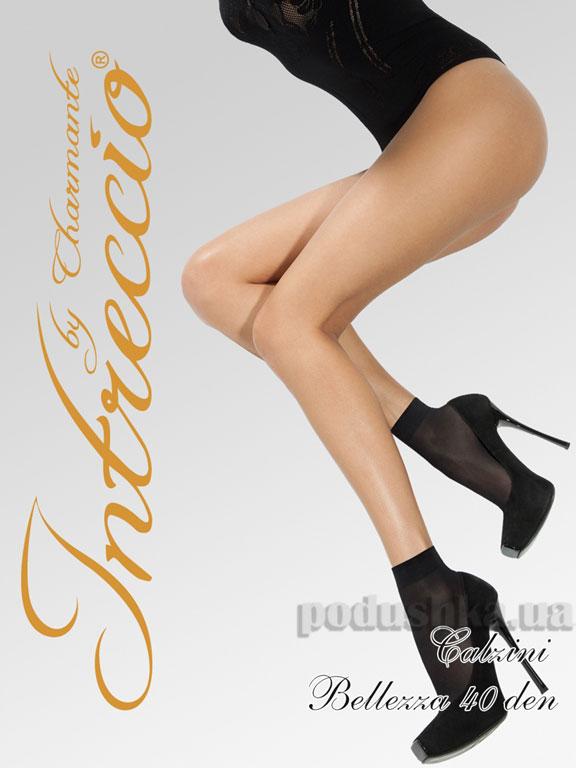 Носочки женские Bellezza calzini 40 Intreccio by Charmante