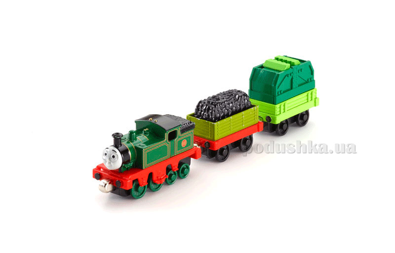 Паровозик и вагончики серии Томас и друзья Mattel X7371