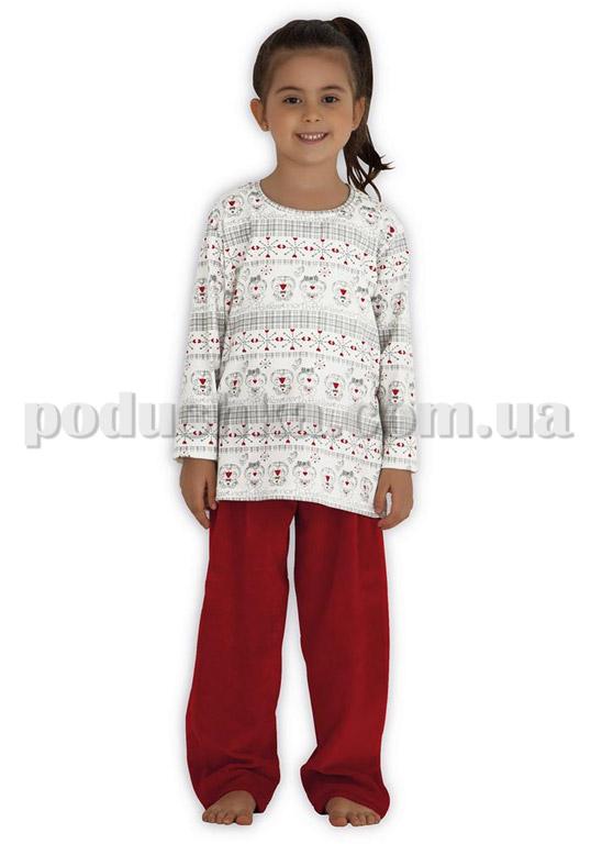 Пижама детская для девочек Hays 3403