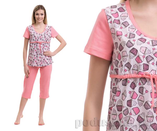 Пижама женская МТФ 01201