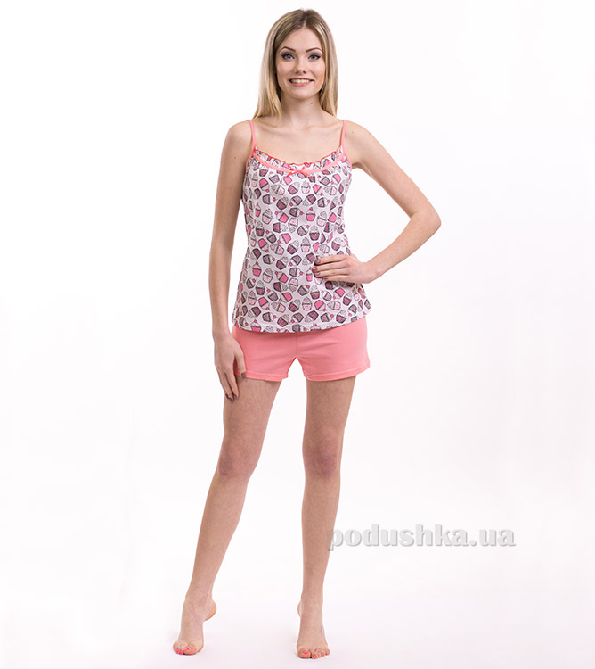 Пижама женская МТФ 01203