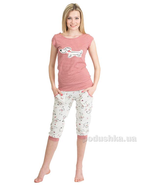 Пижама женская МТФ 02102ПВ