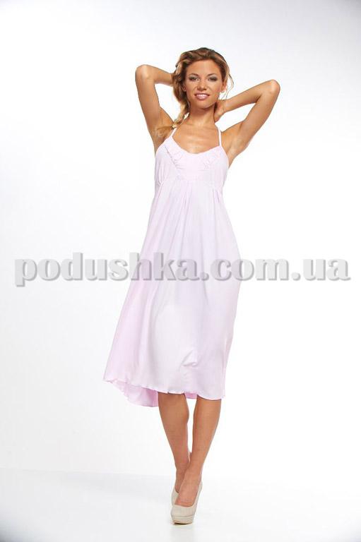 Платье домашнее Marissabell ERIN CAPRI PINK