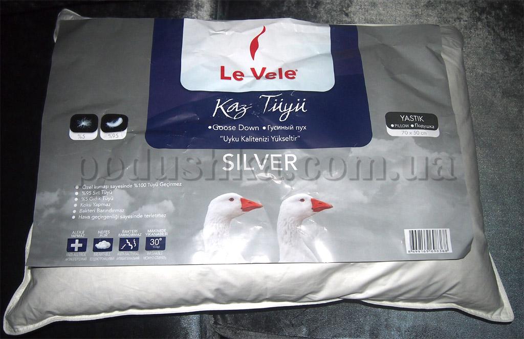 Подушка перьевая Le Vele