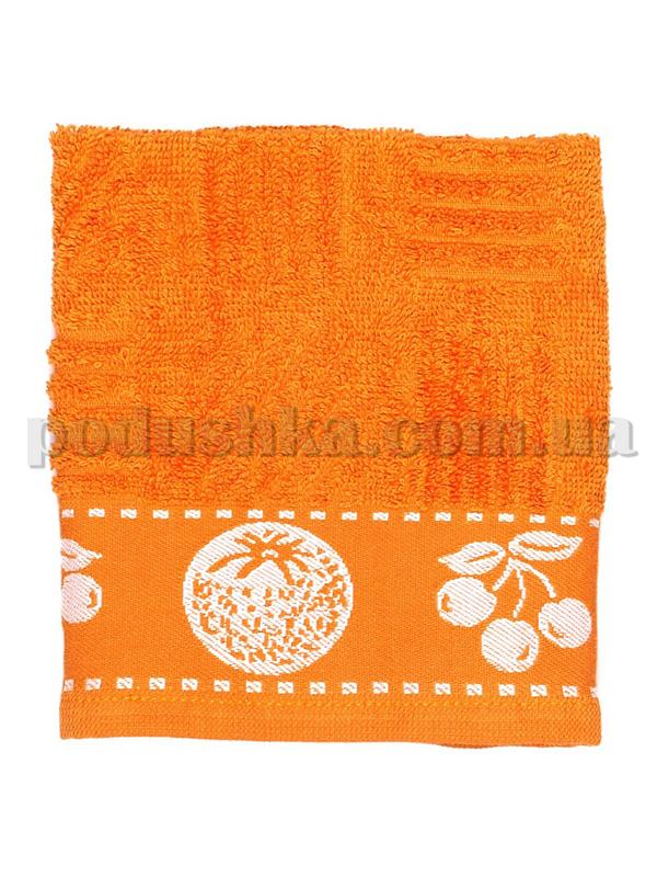 Полотенце кухонное Hobby Meyve оранжевый