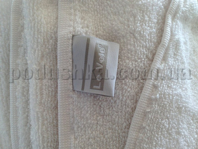 Полотенце махровое Le Vele для отелей 90х150 см  Le Vele