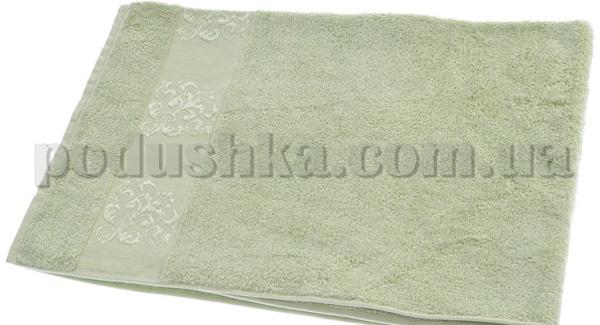Полотенце махровое Maisonette Bambu салатовый