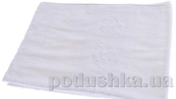 Полотенце махровое Maisonette Ceren белый