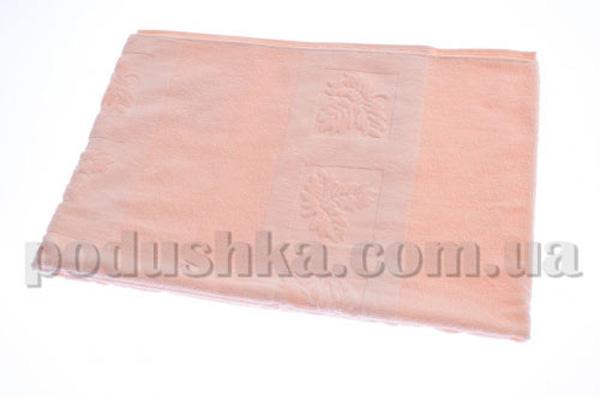 Полотенце махровое Maisonette Ceren персиковый