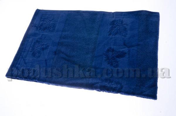 Полотенце махровое Maisonette Ceren синий