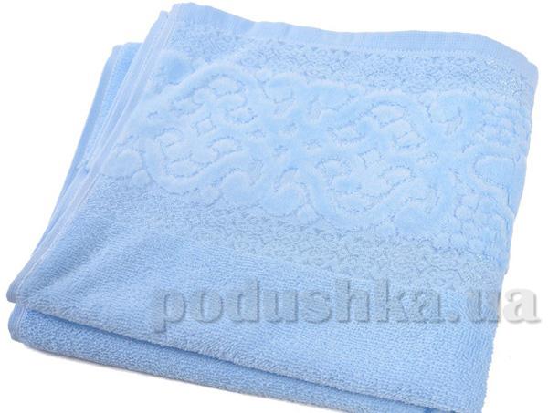 Полотенце махровое Maisonette Meltem голубой