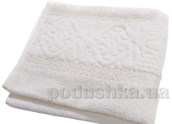 Полотенце махровое Maisonette Meltem кремовый