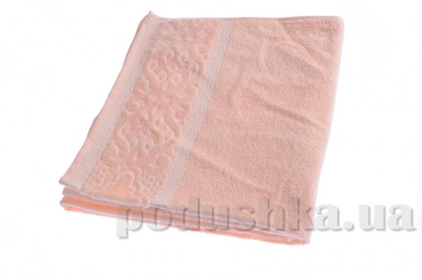 Полотенце махровое Maisonette Meltem персиковый