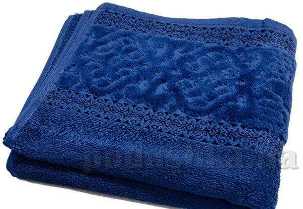 Полотенце махровое Maisonette Meltem синий