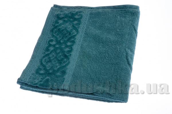 Полотенце махровое Maisonette Meltem темно-зеленый