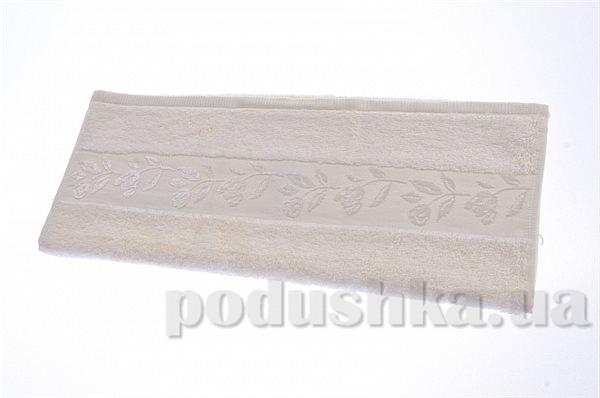 Полотенце махровое Maisonette Sebnem кремовый