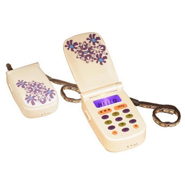 Развивающая игрушка Battat BX1061C3 Первый телефон