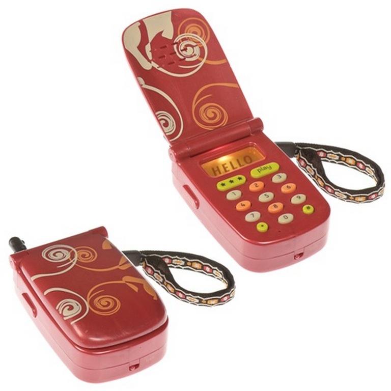 Развивающая игрушка Battat BX1177Z Первый телефон