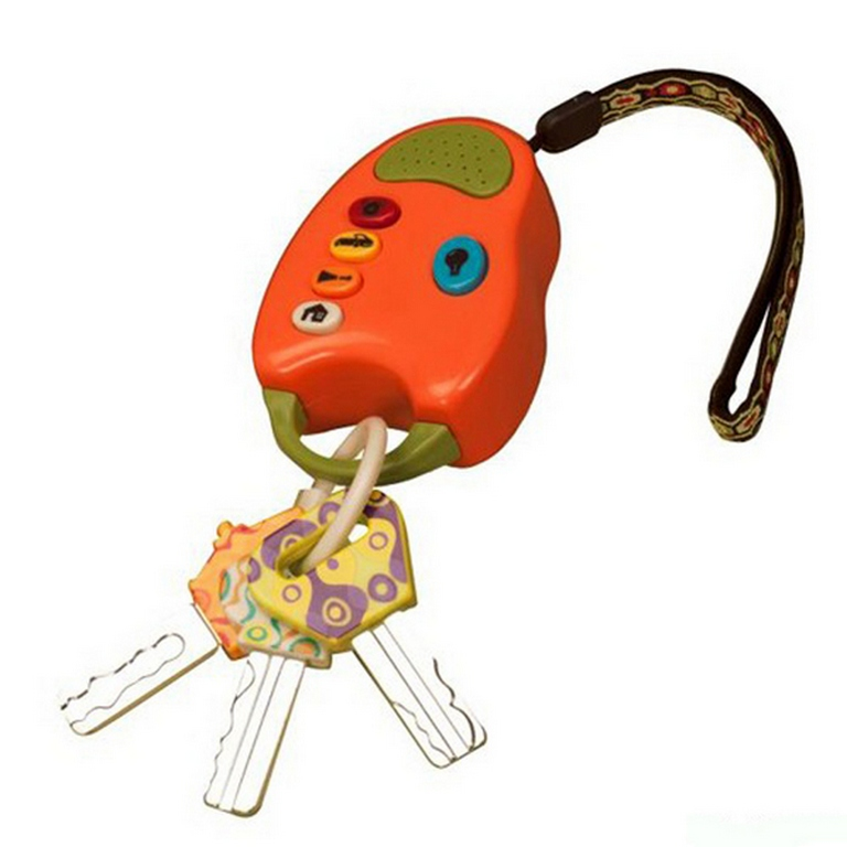Развивающая игрушка Battat BX1199 Ключики