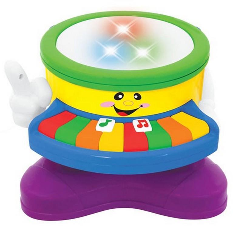 Развивающая игрушка Kiddieland 048207 Веселый оркестр