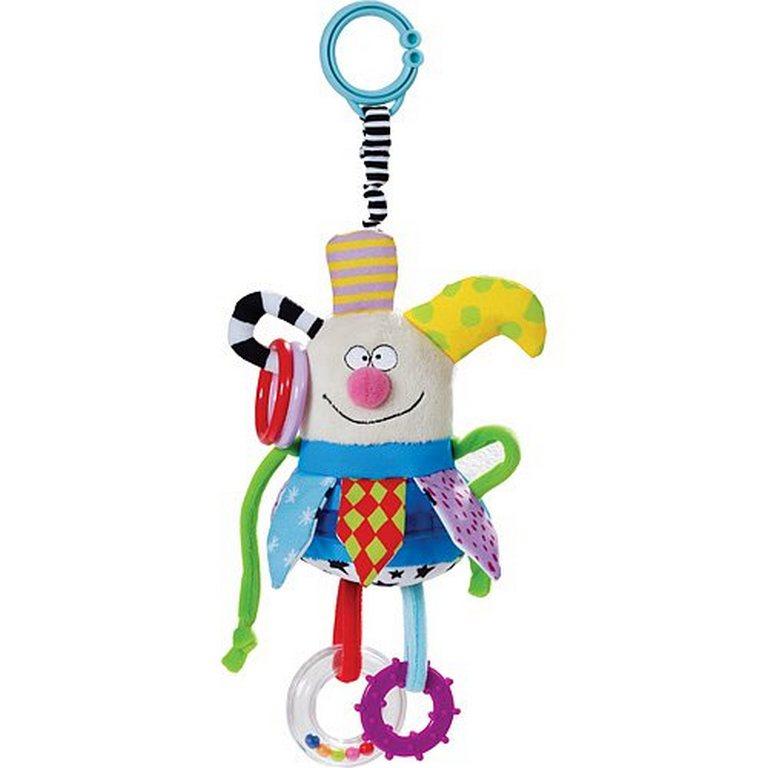 Развивающая игрушка подвеска Taf Toys 11295 Мальчик Куки   Taf Toys