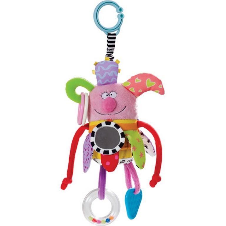 Развивающая игрушка подвеска Taf Toys 11305 Девочка Куки