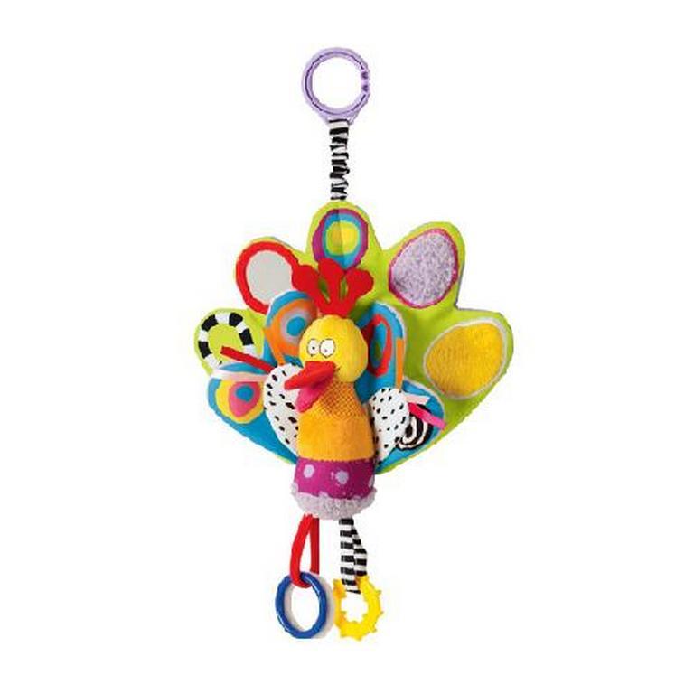 Развивающая игрушка подвеска Taf Toys 11455 Павлин