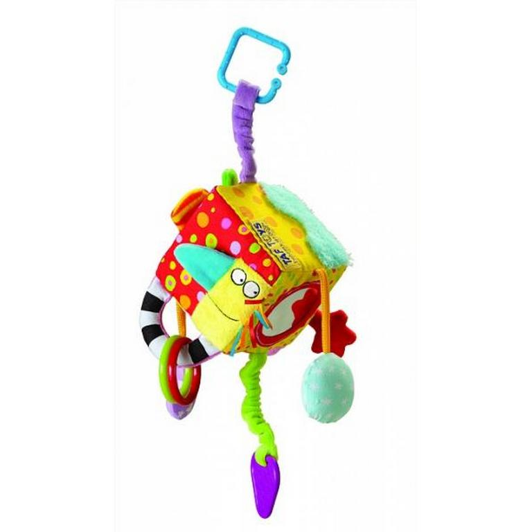 Развивающая игрушка-кубик Taf Toys 11205 Играем с Куки