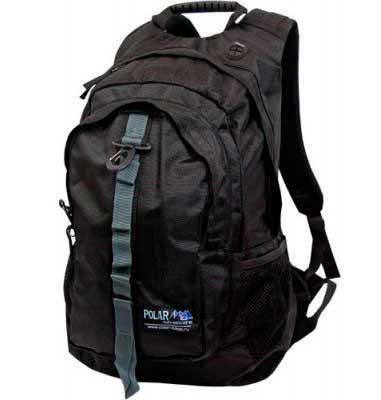 Рюкзак Polar Adventure П919-05 черный